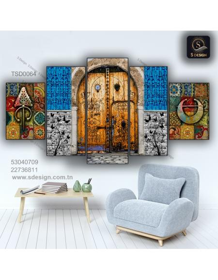 Tableau décoratif TSD0064