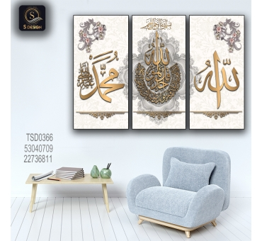 Tableau décoratif TSD0366