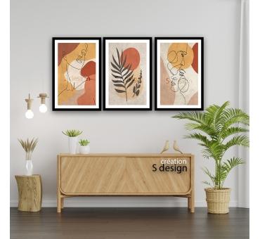 Tableau decoratif TSD0109
